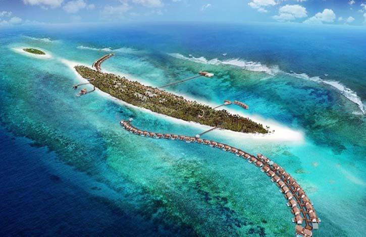 Мальдивы, Гааф Алиф Атолл 2