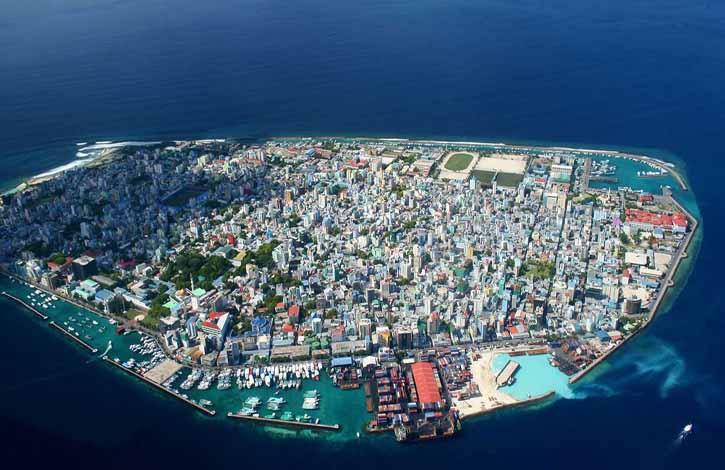Мальдивы, Мале 1