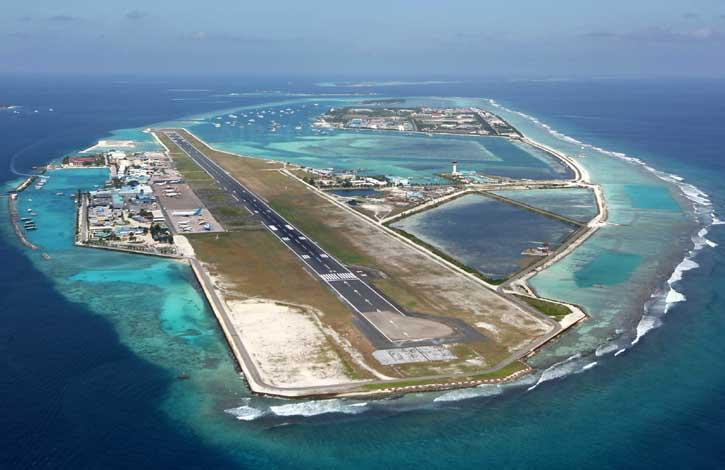 Мальдивы, Мале 2