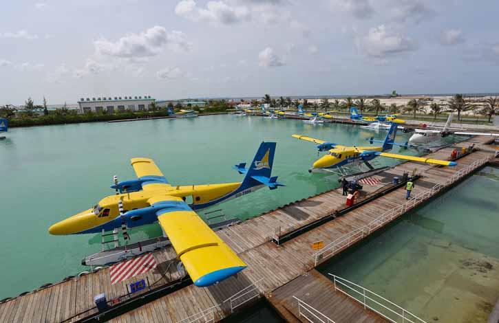Мальдивы, Мале 4