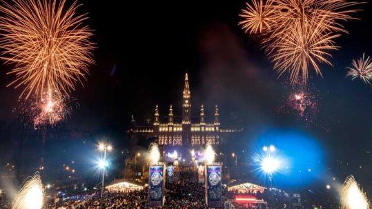 Новогодние автобусные туры в Вену
