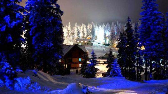 Новогодняя сказка Закарпатья