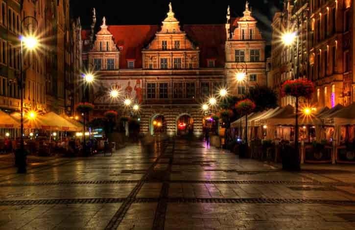 Польша, Гданьск 3