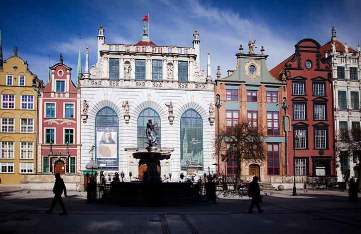 Польша, Гданьск 4
