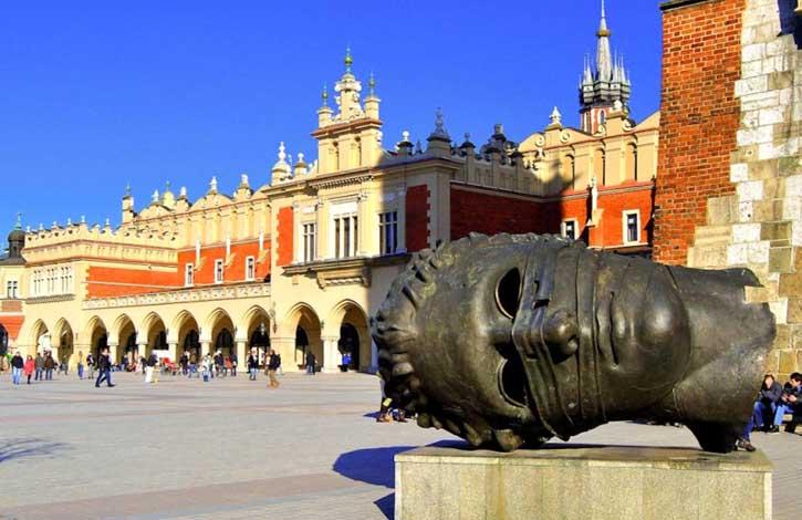 Польша, Краков 2