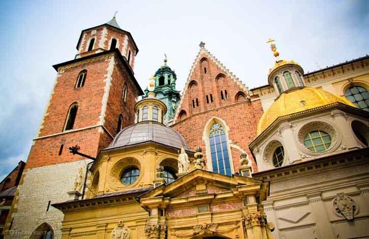 Польша, Краков 3