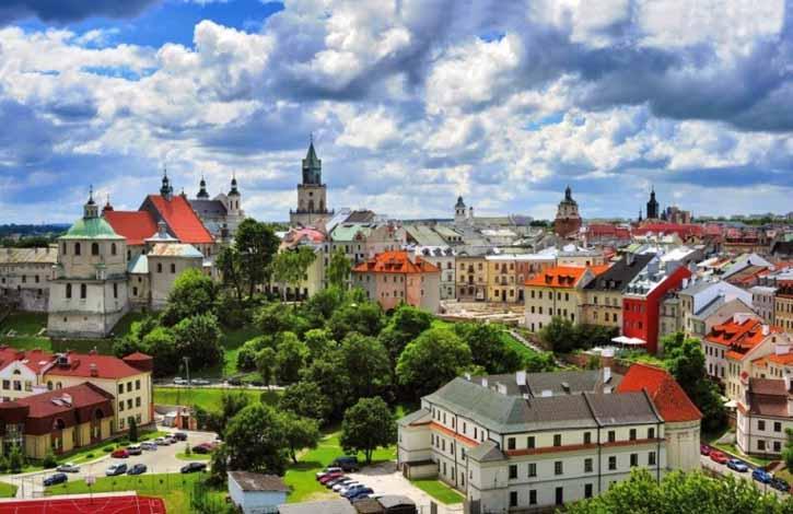 Польша, Люблин 3