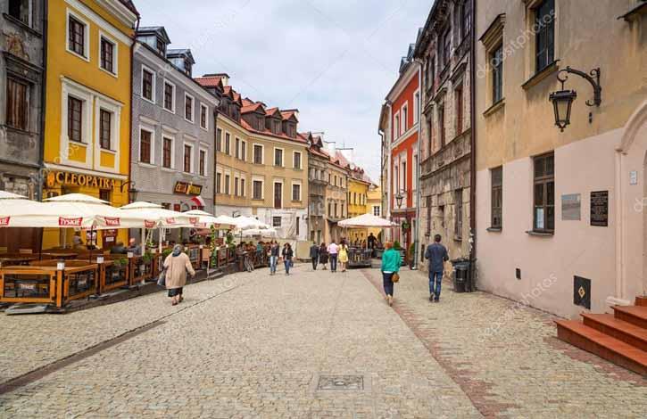 Польша, Люблин 5