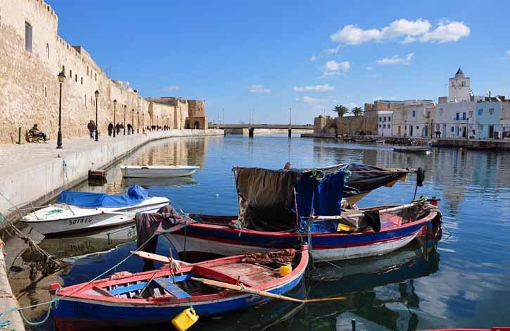 Тунис, Бизерта 1