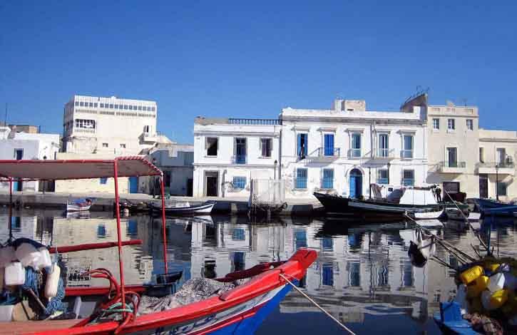 Тунис, Бизерта 3