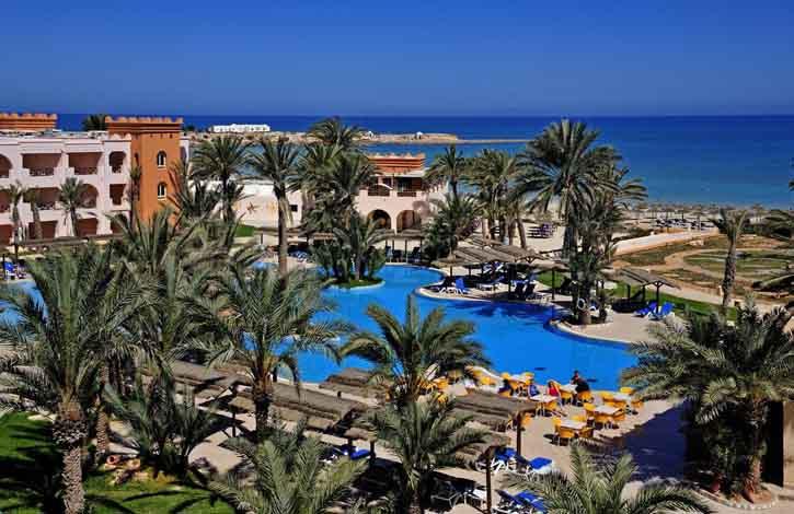 Тунис, Зарзис 4