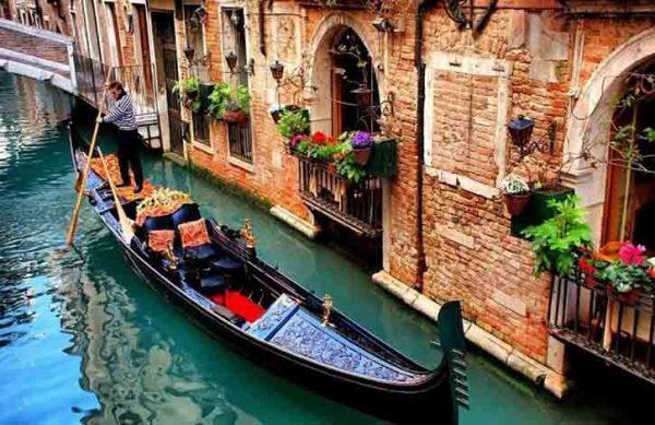До встречи с тобой Венеция и Прага