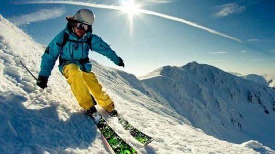 Словакия - рай для лыжников