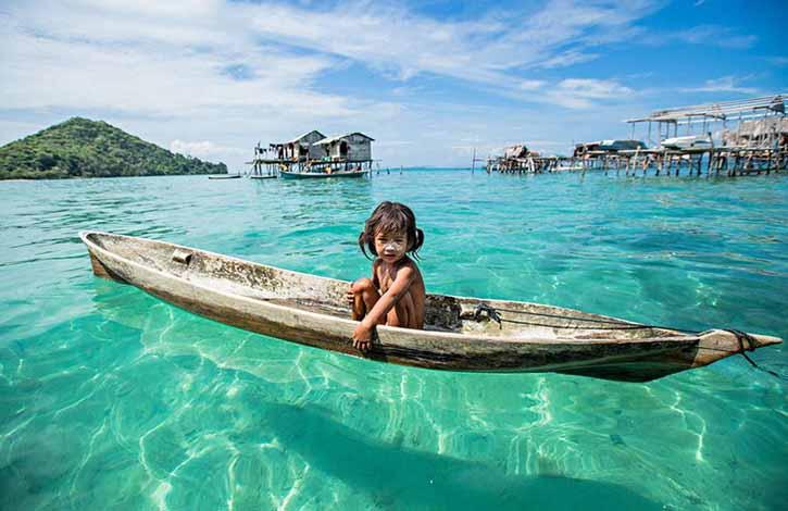 Борнео, Малайзия