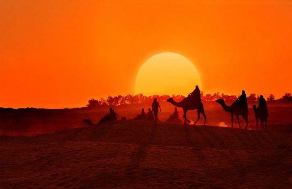 Краски Туниса