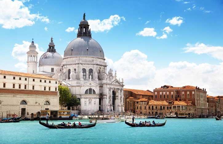 Спешим в Рим! + Венеция