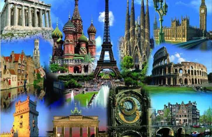 Как спланировать самостоятельное путешествие по Европе