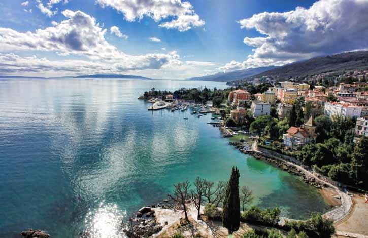 Опатия, Хорватия