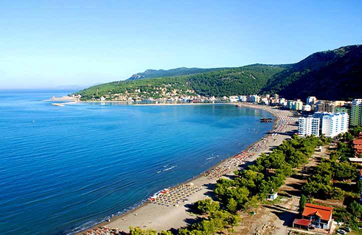 Шенджин, Албания