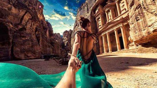 Поиск и подбор тура в Иорданию