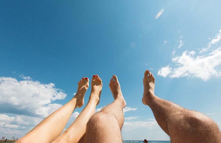 Одни из лучших мест для отдыха на берегу Черного моря!