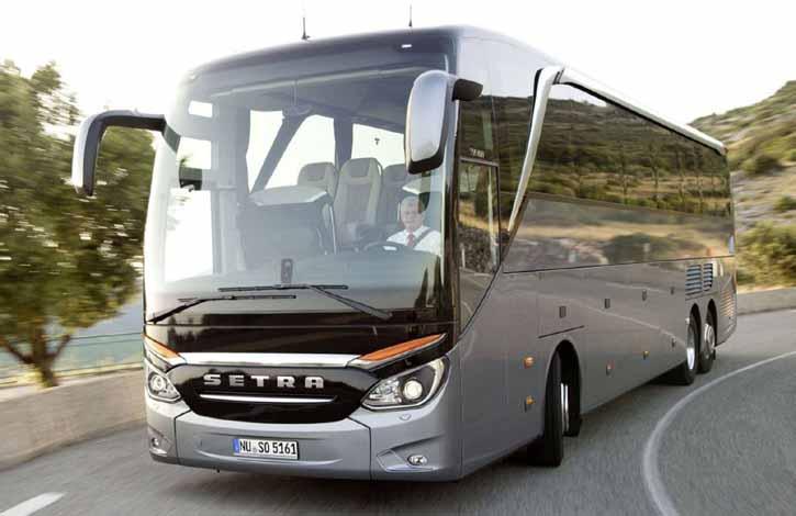 Автобусный чартер Одесса-Варна-Солнечный берег