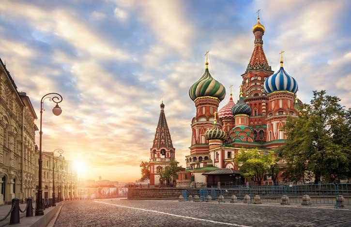 Москва классическая