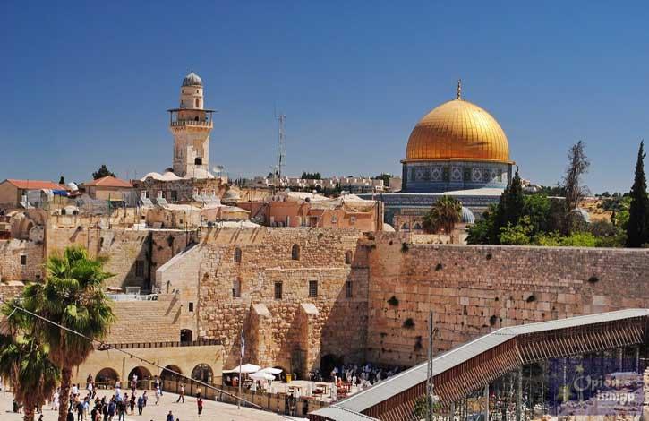 Поиск и подбор тура в Израиль