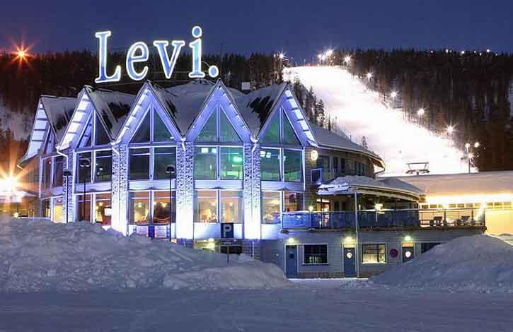 Леви, Финляндия