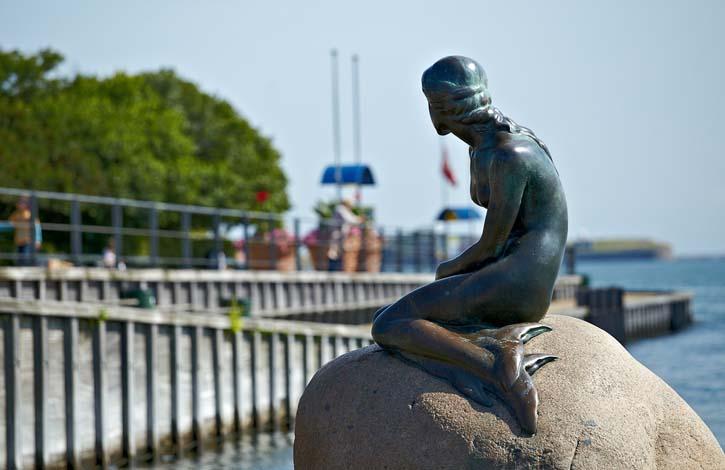 Экскурсионные туры в Данию