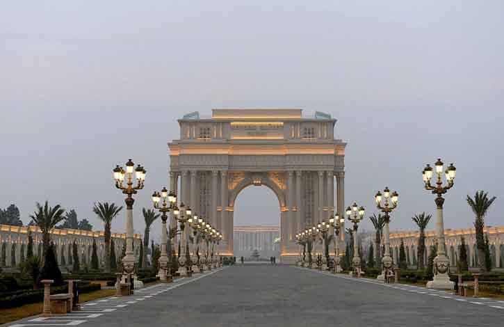 Гянджа, Азербайджан