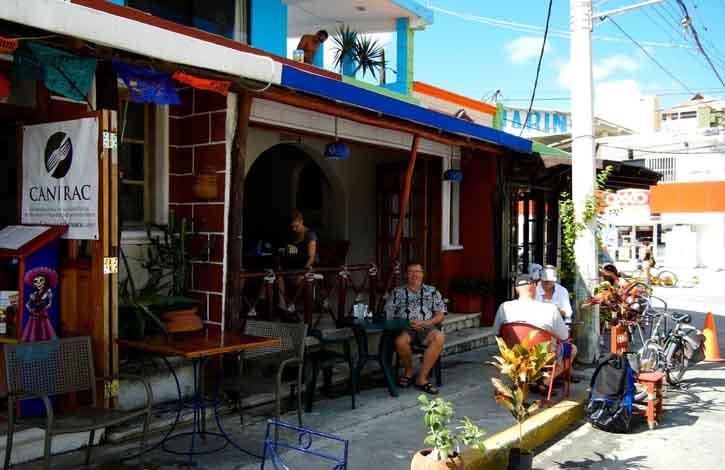 Пуэрто Морелос, Мексика