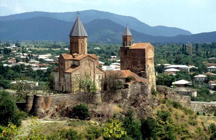 Шеки, Азербайджан