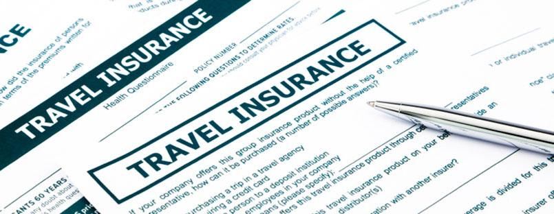 travel insurance form