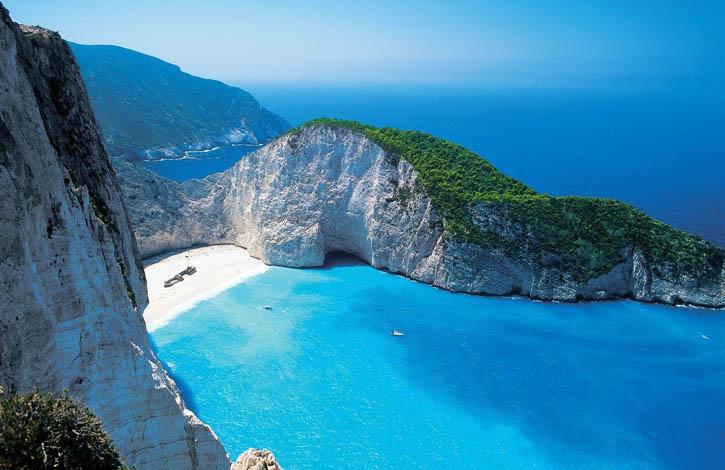о. Корфу, Греция
