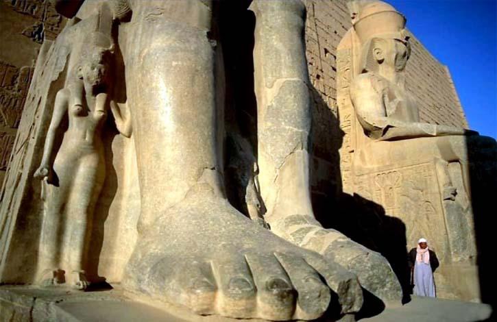 Луксор, Египет