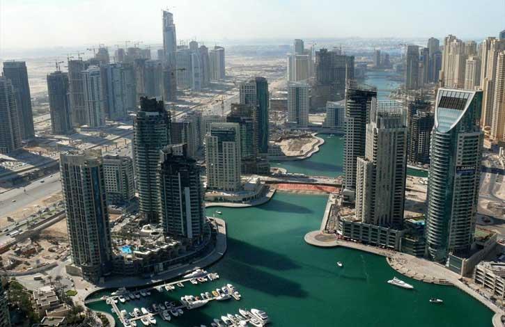 ОАЭ, Дубай Марина_1