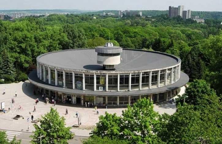 Украина, Трускавец