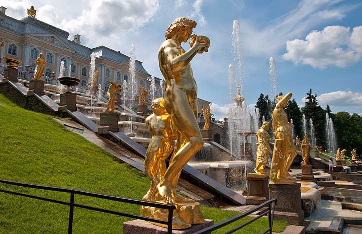 Эксклюзивный тур в Санкт-Петербург