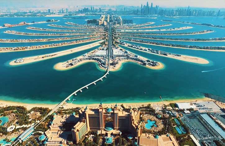 Горящие туры в Дубай