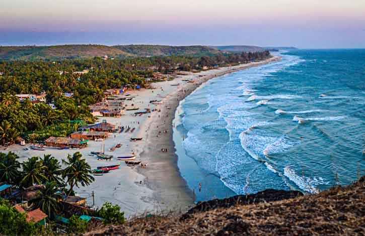 Индия, ГОА 1