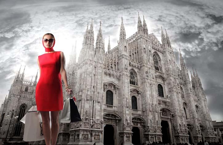 Италия, Милан
