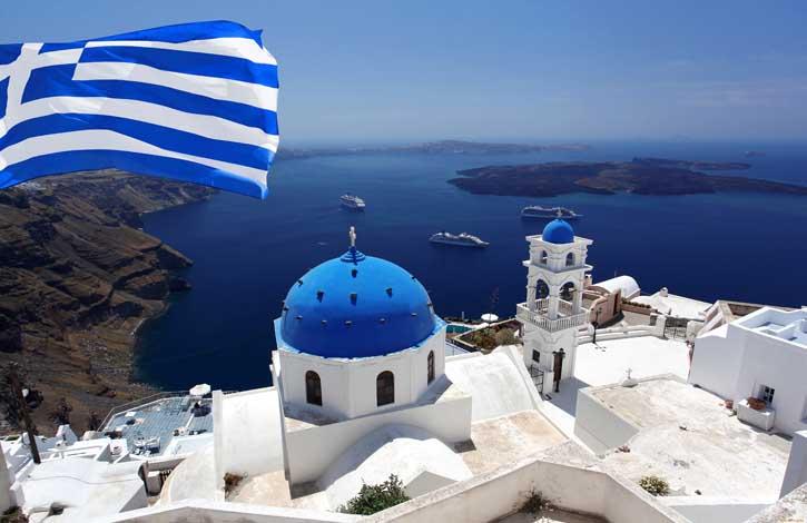 Поиск и подбор тура в Грецию
