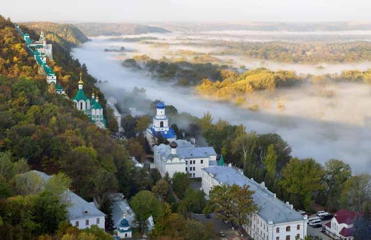 Украина, Святогорск