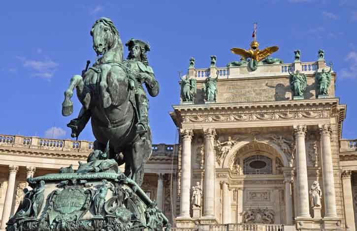 Австрия, Вена 1