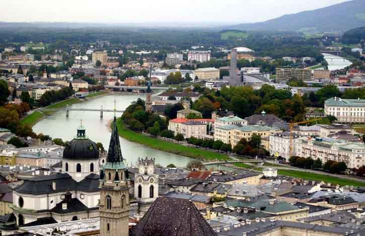 Австрия, Зальцбург 2