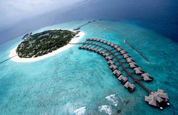 Мальдивы, Гааф Алиф Атолл 1