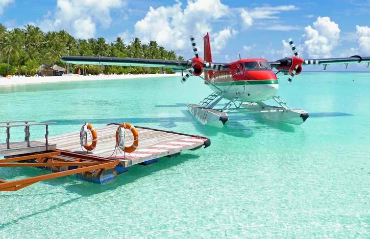 Поиск и подбор тура на Мальдивы