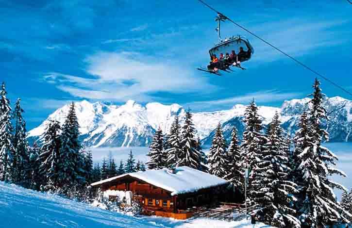 Болгария. Выбираем идеальный отель на Новый год