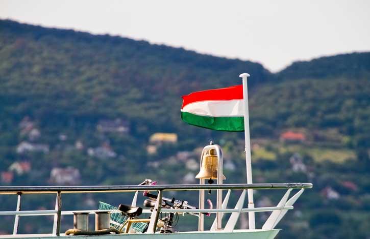 Балатон, Венгрия